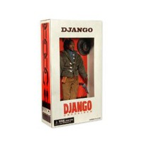 "NECA Django Unchained ""Django"" 8"" Action Figure, Series 1"