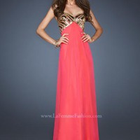 La Femme 18608 at Prom Dress Shop