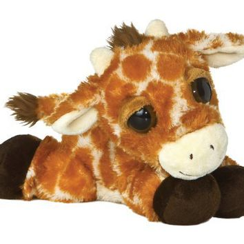 Aurora Plush 10 inches  Dreamy Eyes Giraffe  inches Gallop inches