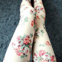 ROSE LEGGINGS from brave store