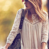 Free People Clothing Boutique > FP ONE Golden Age Top