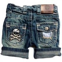 Johnny Be Good Denim Shorts