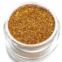 Gold Digger Glitter by CALLACosmetics on Etsy