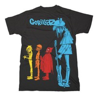 Gorillaz Rock the House T-shirt