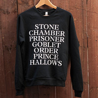 NEW Harry Potter Sweater by SoEffingCute on Etsy