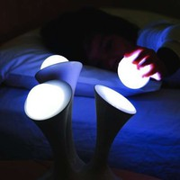 Boon Glo Nightlight with Portable Balls, White