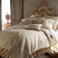 Callisto Home - &quot;Athena&quot; Bed Linens - Horchow