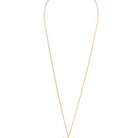 Owl Pendant Necklace | FOREVER21 - 1011409109
