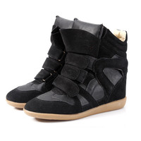 Urban Eclectics — UE Isabel Murant Replica Wedge Sneakers