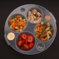 EZ Weight Portion Control Plate