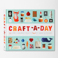 Urban Outfitters - Craft-A-Day By Sarah Goldschadt