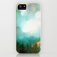 Bokeh Borealis II iPhone Case by Suzanne Kurilla | Society6