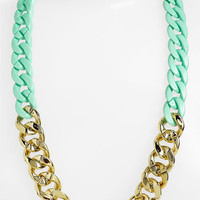 BP. Two Tone Chain Statement Necklace | Nordstrom