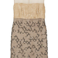 3.1 Phillip Lim Embellished silk dress - 50% Off Now at THE OUTNET