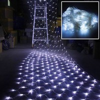 Amazon.com: 300 LED White Net Mesh Fairy String Light Christmas Lights Lighting Party Wedding Xmas Tree-wrap: Patio, Lawn &amp; Garden