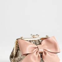 RED Valentino 'Sequin Bow - Small' Frame Shoulder Bag | Nordstrom