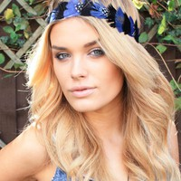 Bethel Bohemian ? Native Penna Feather Headband