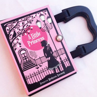 A Little Princess Book Purse - PREORDER