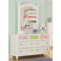 Build-A-Bear Pawsitively Yours 7-Drawer Dresser - Dressers at Hayneedle