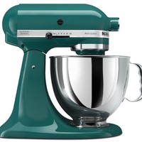 KitchenAid KSM150PSBL Artisan Series 5-Quart Mixer, Bay Leaf