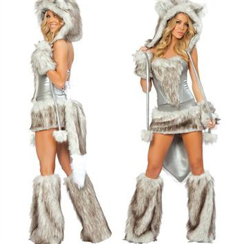 j valentine wolf outfit cute sexy from rave ready epic