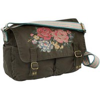 Cath Kidston - Park Rose Saddle Bag