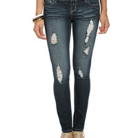 Second Skin Jegging - Regular | Shop Jeans at Wet Seal