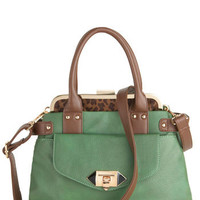 Green of the Jungle Bag | Mod Retro Vintage Bags | ModCloth.com