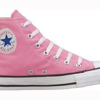 Amazon.com: Converse Chuck Taylor All Star Canvas High Top Pink M9006: Shoes