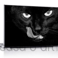 Panther Laptop Skin - Printed & laminated vinyl