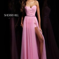 Sherri Hill 1544 at Prom Dress Shop