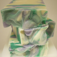 Blackberry Sage Vegan Luxury Soap by 2bloomsdesignstudio on Etsy