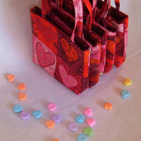 Small Valentine Gift Bags