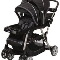 Graco Ready2Grow Stand and Ride Stroller, Metropolis