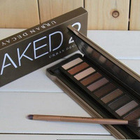 Naked Palette 2 from Everliving Beauty