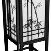 "18"" Bamboo Tree Lamp - OrientalFurniture.com"