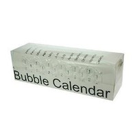 2012 Bubble Popping Calendar