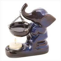 Elephant Oil Warmer from Jannie&#x27;s LiveDeals