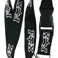 Fox Racing Lanyard Key Chain Holder