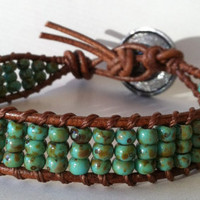 SALE Single Wrap Bracelet  Chan Luu by Jennasjewelrydesign on Etsy