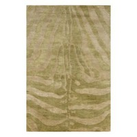 Momeni Serengeti Stripes SG-03 Area Rug - Apple - Area Rugs at Hayneedle