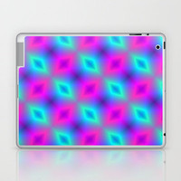 Neon Glow Laptop & iPad Skin by Alice Gosling | Society6