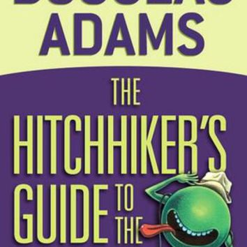 galaxy the the ebook to hitchhiker's guide