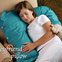 The Boyfriend Pillow