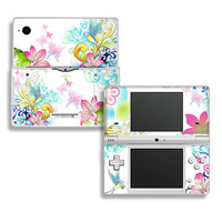 Nintendo DSi DSL DSi XL 3DS Vinyl Decal Skin Kit  by Skinkits