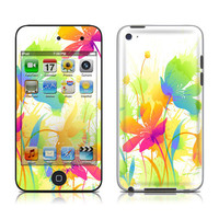 iPod touch 4th Gen Vinyl Decal Skin Kit  Tropical by Skinkits