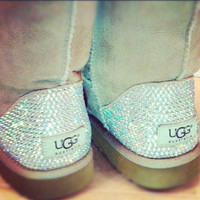 Swarovski Uggs