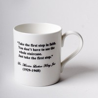 $14.00 Dr Martin Luther King quote Law of by CeramicsForEveryone on Etsy