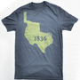 Republic of Texas 1836 - Navy Blue Heather Blend