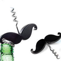 SITE NYC - Mustache Bottle Opener